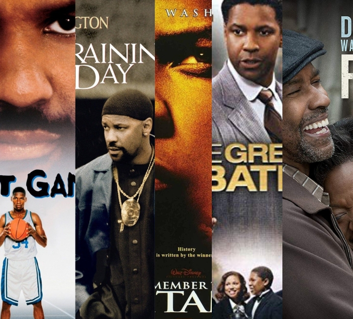 5 Denzel Washington Movies You Need to SEE!