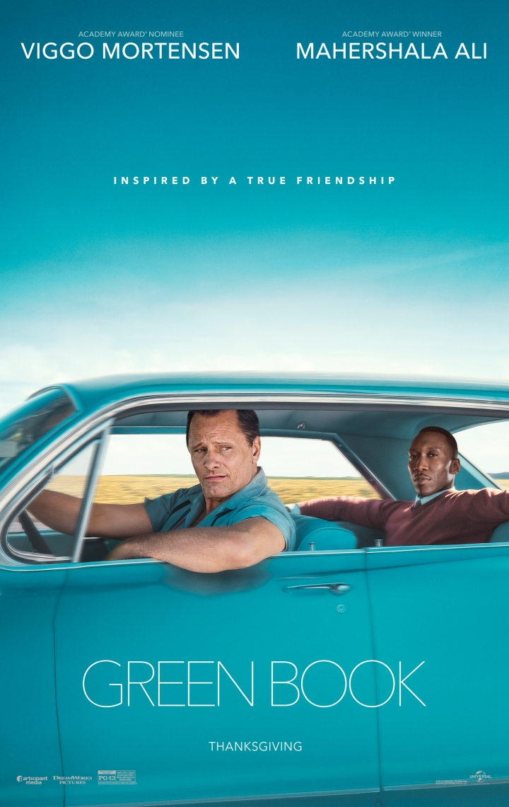 Green Book Review (2018)
