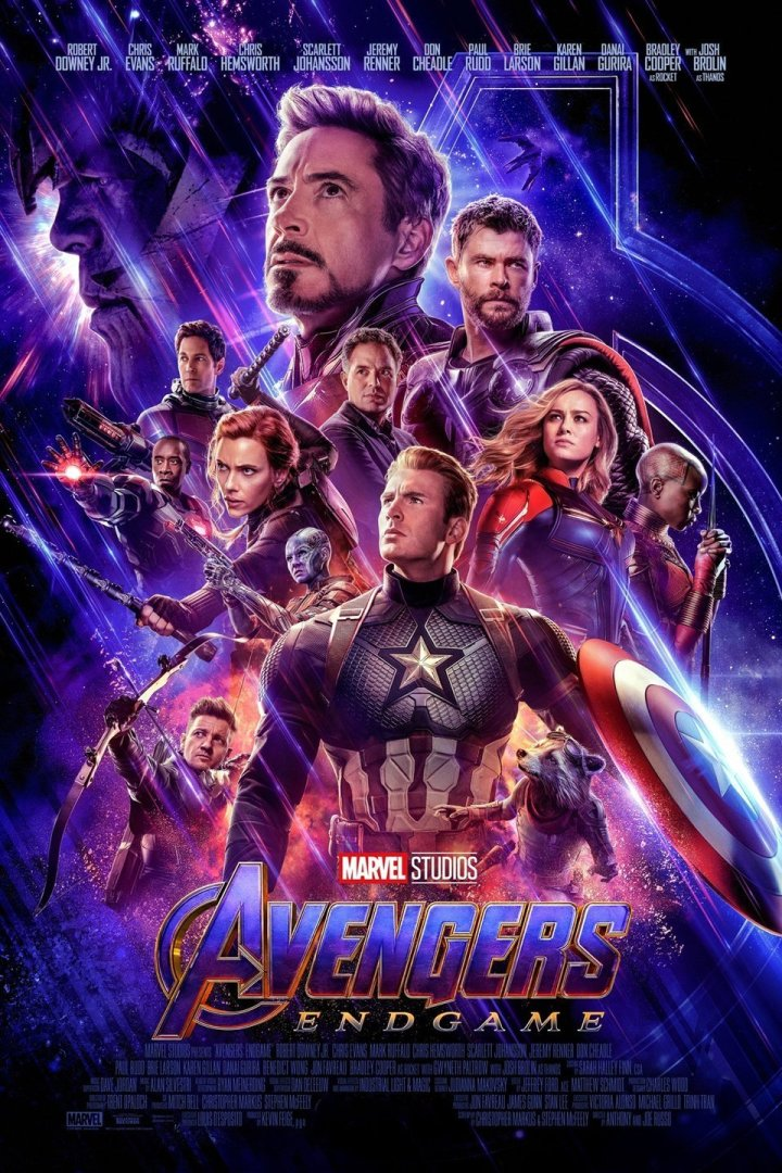 Avengers: Endgame Review (2019)