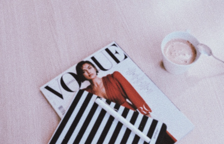 73 questions with me | Vogue inspired.